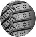 Laufenn I Fit+ LW31 - 3D zimní lamela pro oprimální vlastnosti.